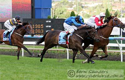 Kaleske Wins at Moonee Valley